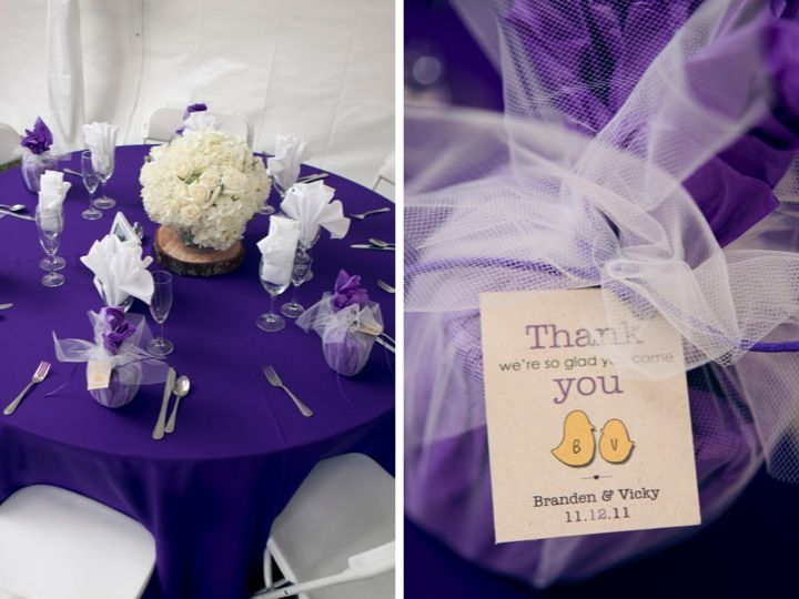 Pinned From Fall Wedding Inspiration Purple