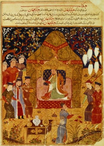 khan essay genghis khan essay