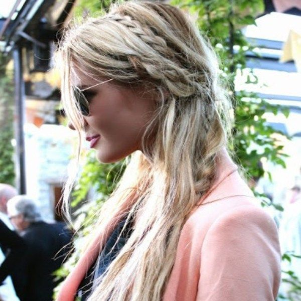 10 Fantastic Messy Braided Hairstyles
