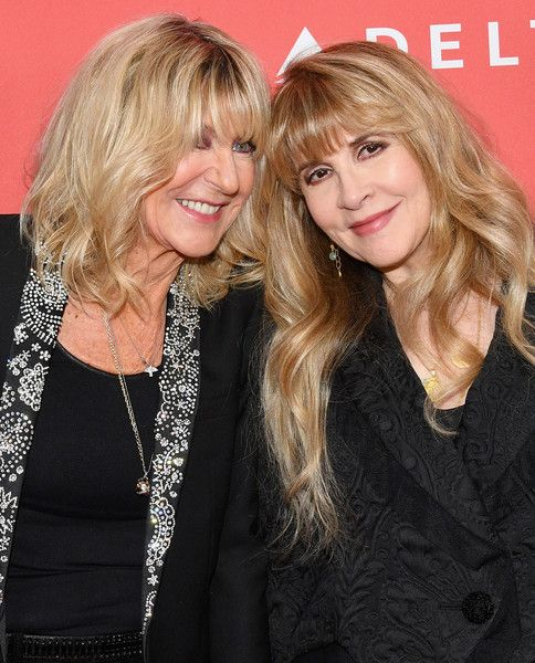 Stevie Nicks Photos - Honorees Christine McVie (L) and Stevie Nicks of music group Fleetwood Mac attend MusiCares Person of the Year honoring Fleetwood Mac at Radio City Music Hall on January 26, 2018 in New York City. - Stevie Nicks Photos - 86 of 1077