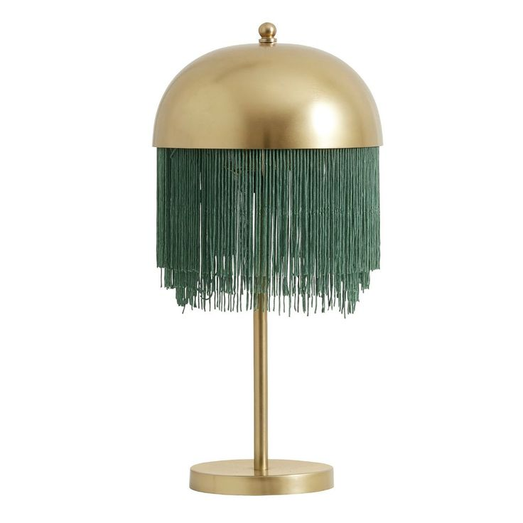Brass table lamp with fringe brass table lamp with fringe annie mos
