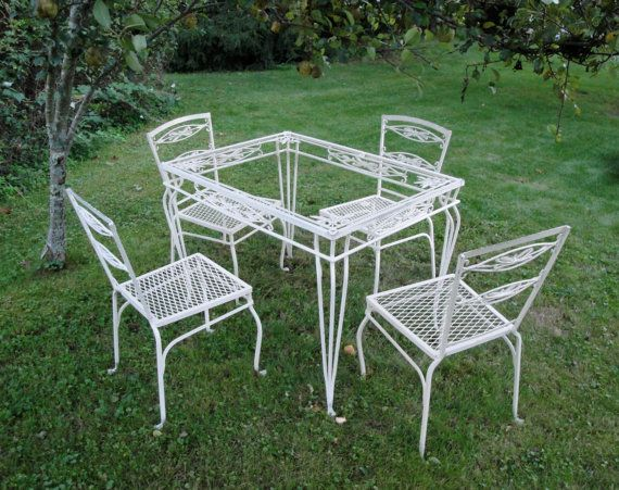10 best Vintage Patio Furniture images on Pinterest | Vintage patio ...