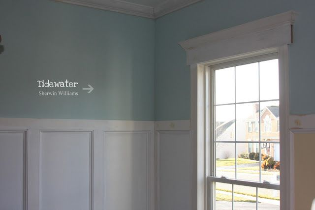 Tidewater Sherwin Williams I Have This Color In My