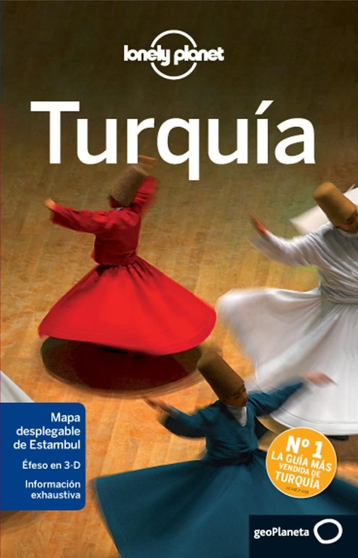 Turquía, Lonely Planet