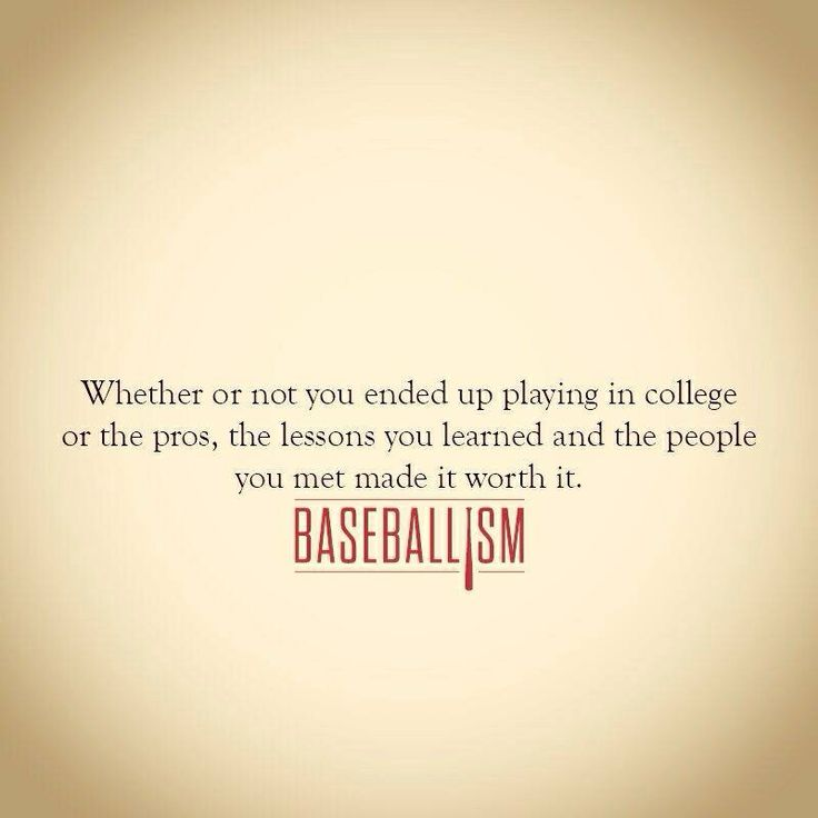 Motivational Quotes For Sports Teams: 102 Best Images About Baseballism On Pinterest