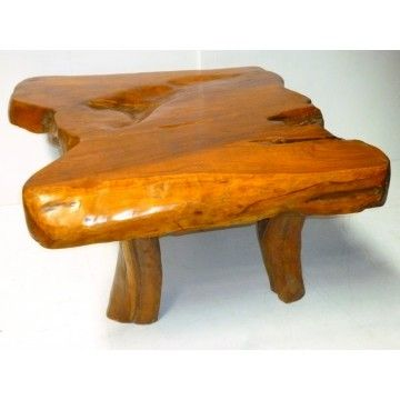 Coffee Table Teak Root Wood Large