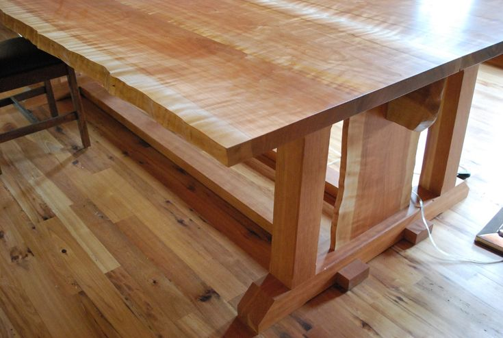 Cherry Was Crafted Into A Large Drafting Table For The Private Home Of An  Architect. | Custom Tables U0026 Desks | Pinterest