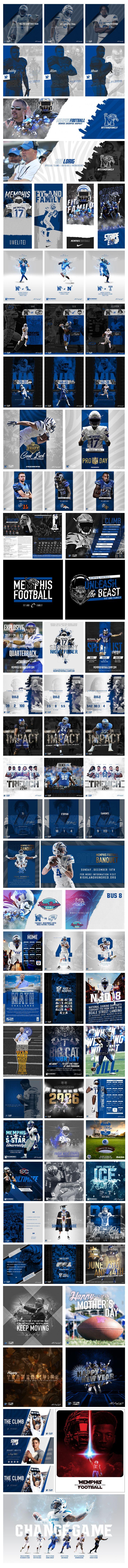 2017 Memphis Football