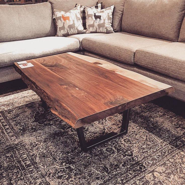 best Custom Solid Wood Tables  on Pinterest