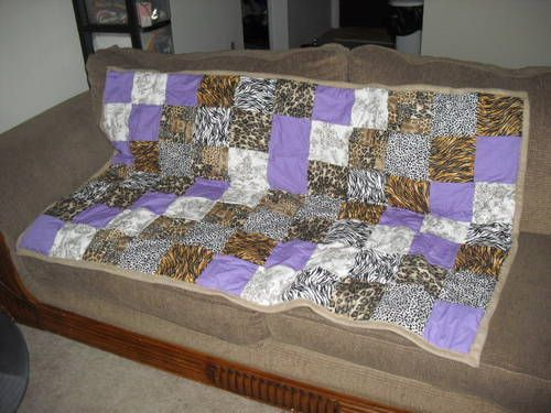 12 best quilts and creative things images on Pinterest   Animal ... : animal print quilt patterns - Adamdwight.com