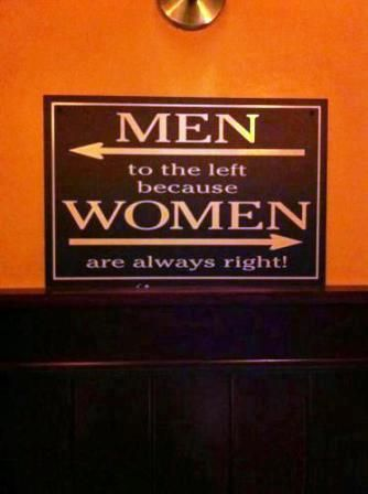 Restaurant Bathroom Signs 156 best bathroom signs images on pinterest | bathroom ideas
