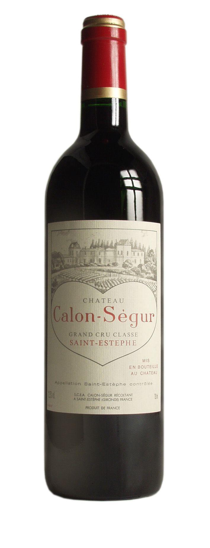 Château Calon-Ségur…
