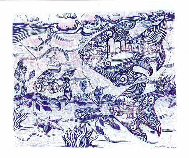 ramon-echavarria-pescados en el mar | by Ramon Echavarria