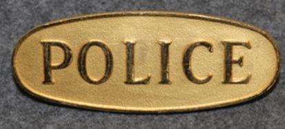 Sveitsin poliisi, virkamerkki