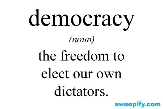 True Meaning Of Democracy #humor #lol #funny