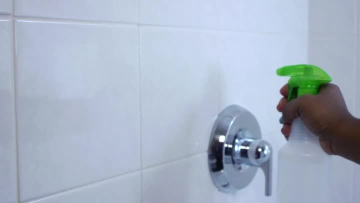 Cleaning shower tile grout is a great way to make sure that your tile is free from bacteria of all types. Clean shower tile grout with help from an experienced cleaning professional in this free video...