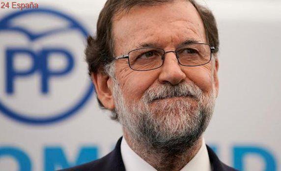 """Rajoy: """"En el PP ha habido sus problemas pero estoy contento de colaborar con la Justicia"""""""