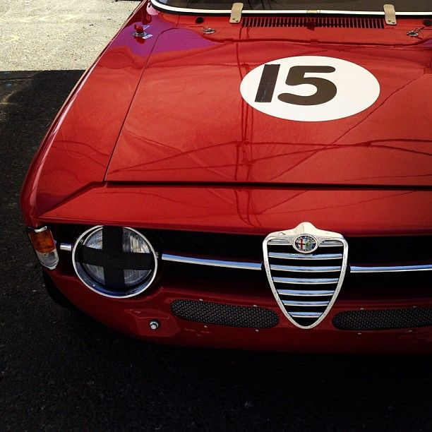 Inside, I am a warrior #infineon #historics #alfaromeo » @rhworks » Instagram Profile » Followgram