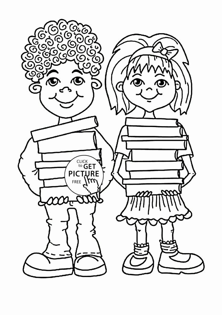 Online Coloring Book For Kids In 2020 School Coloring Pages, Puppy  Coloring Pages, Printable Coloring Book