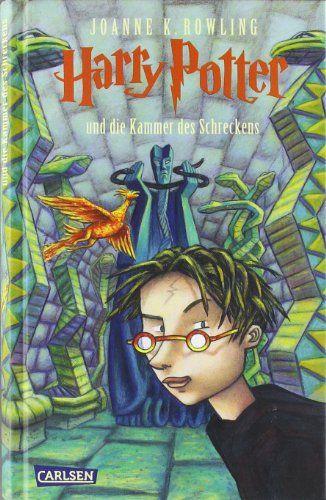 Harry Potter und die Kammer des Schreckens: Amazon.de: Joanne K. Rowling, Klaus Fritz: Bücher