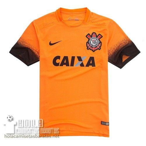 Camiseta Tercera Tailandia Corinthians 2016  €20.5