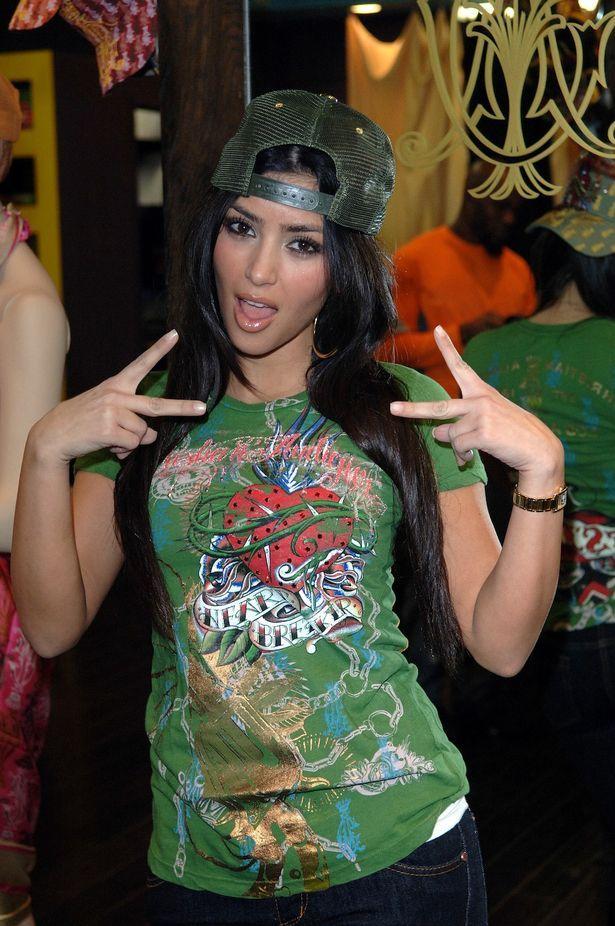 Kim Kardashianin 2007