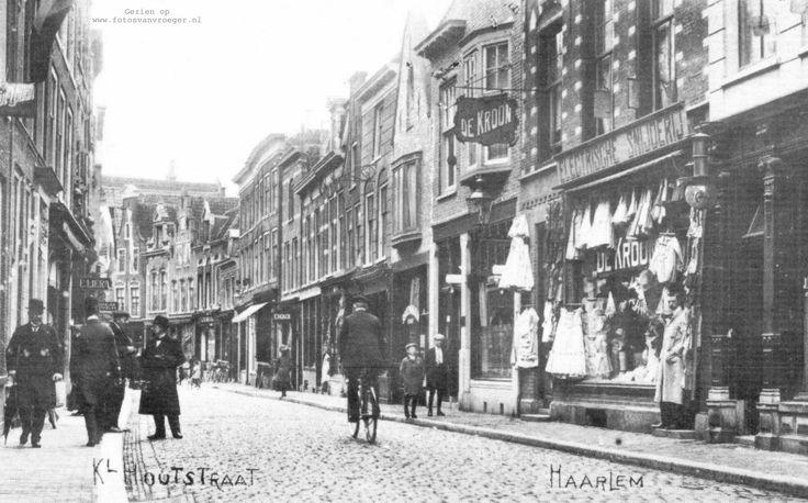 Haarlem, Kleine Houtstraat