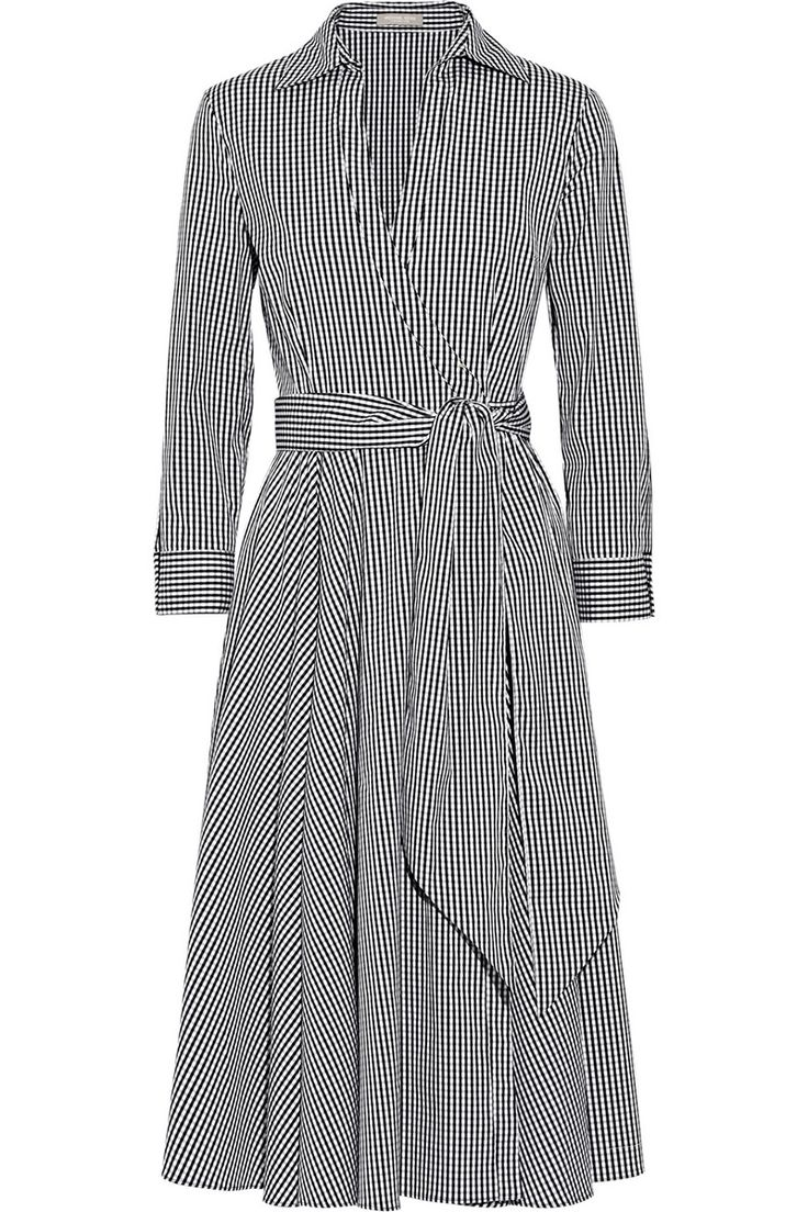 The Chicest Wrap Dresses for Every Occasion. THIS ONE: Michael Kors dress, $1,350, netaporter.com