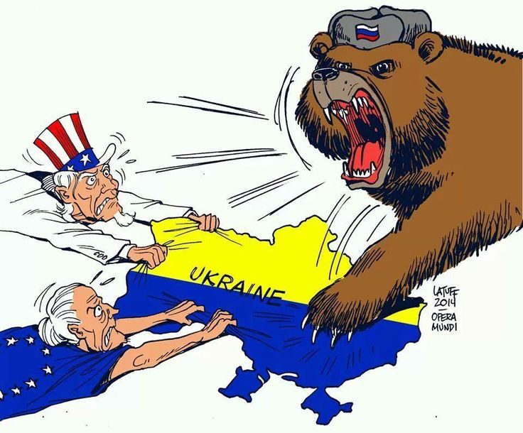 #Ukraine #Europe #USA #Russia