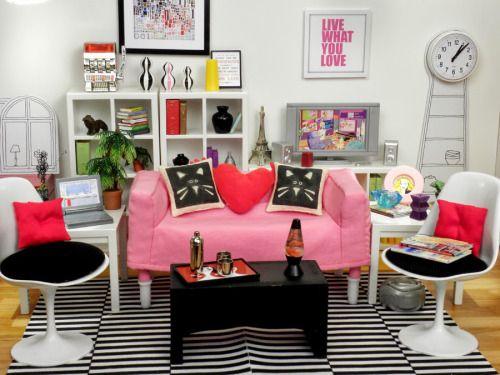 978 best Barbie & Ken Furniture Sets images on Pinterest | Barbie ...