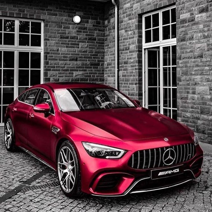 Mercedes AMG GT63S 4-Door🔥 [ @cars_and_news ]