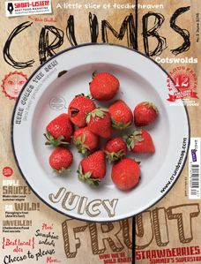 Crumbs Magazine cover