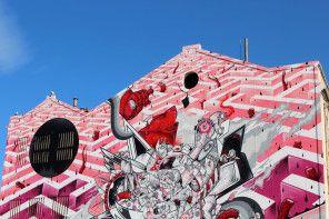 Street Art Vanessa Teodoro
