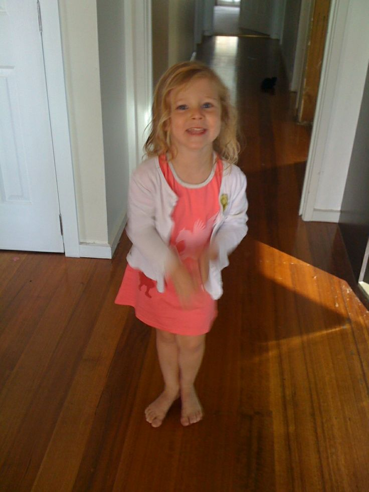Gorgeous little Marlia just wants to wear her Young and Moodie dress even on these cooler days! Love her!