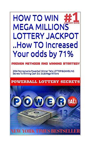 HOW TO WIN MEGA MILLIONS LOTTERY JACKPOT ..How TO Increased Your odds by 71%: 2004 Pennsylvania Powerball Winner Tells LOTTERY&GAMBLING Secrets To Winning ... 5,6,&Mega Millions (MEGA MILLIONS AWAITS)