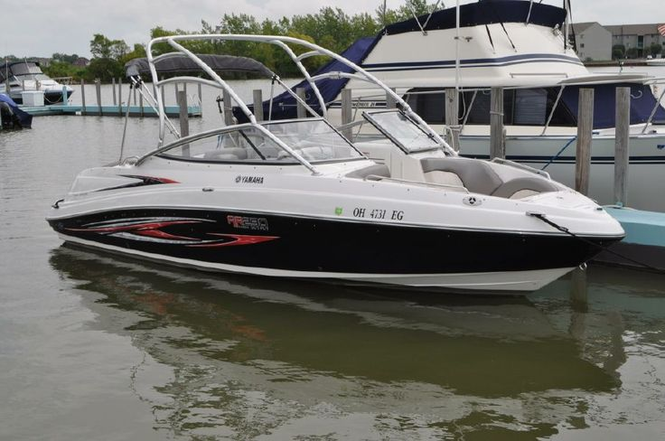 2007 Yamaha AR230 HO Power Boat For Sale - Call Paul at (419) 797-4775