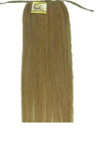 "100G Tanya High Ponytail 16"" Clip-on Human Hair Extensions #27 STRAWBERRY BLONDE by Tanya. $45.00. 100% Indian Remy Human Hair. Length: 16"". Weight:100G. High Ponytail Clip Hair Extension. Hair Color: #27 STRAWBERRY BLONDE. ponytail weight : 100G Longth:about 16"" Material: 100% Indian Remy Human Hair High quality 100% human hair   Condition:brand new fashion,tangle free,silky soft"