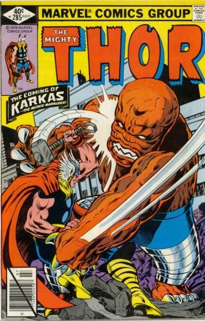Thor pulls the plane through the air and lands it at JFK Airport. He leaves and heads for the address given him by Damian, to the apartment of Sersi. He changes to Blake and begins to look around, when he is confronted by Karkas. They begin to fight until Karkas realizes that Thor is not a Deviant. Karkas then reveals that Margo and Ikaris were captured by a ship carrying him, Thena, and Reject. They have discovered the location of the new City of the Deviants. They head there to parley…