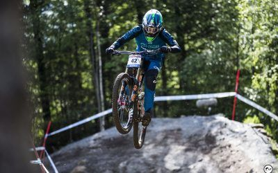 Downhill World Cup Fort William: Fotostory Qualifikation