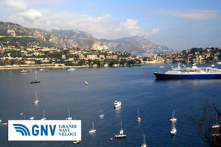 #Villefranche-sur-mer, #French #riviera. Discover #GNV routes from/to #Sete here: http://www.gnv.it/en/ferries-destinations/s%C3%A8te-ferries-france.html