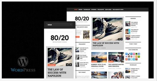 40 Awesome Free and Premium WordPress Magazine Themes