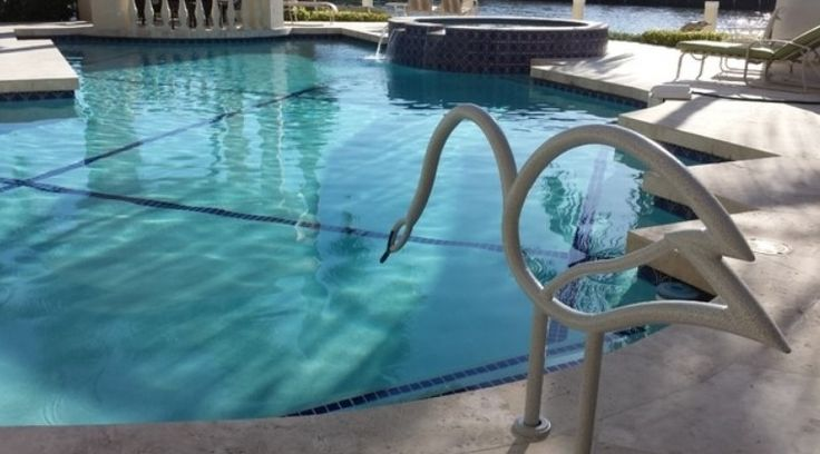 10 Best Pool Railing Images On Pinterest Swimming Pools