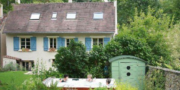 Maison d 39 h tes vendre dans le val d 39 oise 95 vienne en arthies - Grange a vendre val d oise ...
