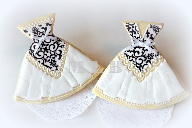 beautiful wedding cookies  #cookies #art #sugarart
