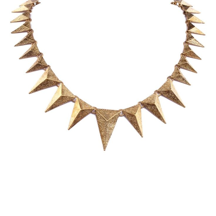 Collier Rayonis doré