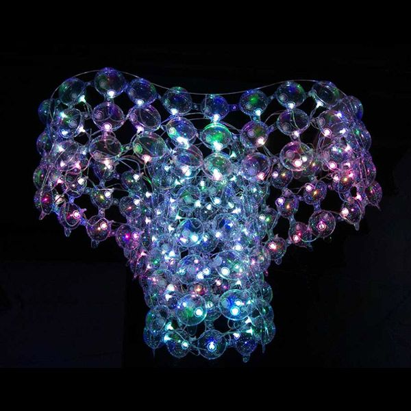 Custom BUBBLES LED