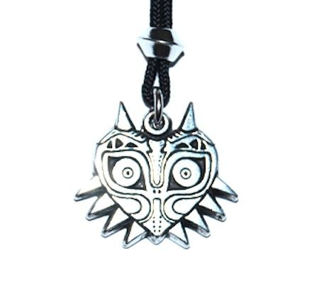 Majora's Mask Pendant – Celtic Pewter Jewellery