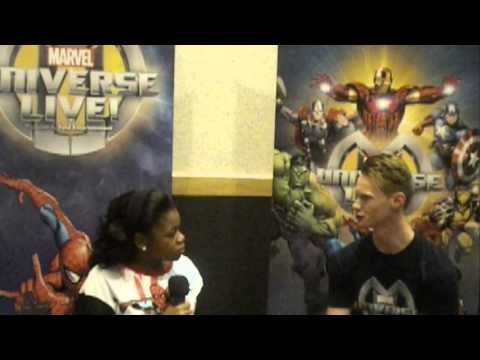 Interviews at Marvel Universe Live conducted by KIDS FIRST! Film Critic Shelby R. #MarvelUniverse #MarvelUniverseLive