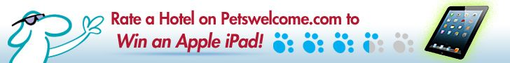 Dog, Cat & Other Pet Friendly Hotels at Petswelcome.com