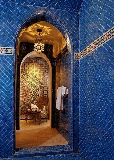 zellige marocain maroc hammam beldi moroccan hammam ritual pinterest bath. Black Bedroom Furniture Sets. Home Design Ideas
